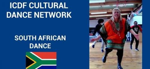 South Africa - ICDF Cultural Network Workshop - 7 Aug 2021