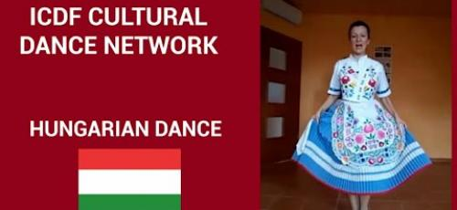 Hungary - ICDF Cultural Dance Network Workshop - 7 Aug 2021