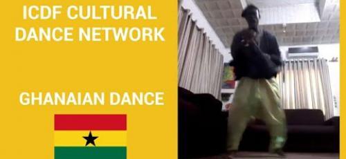 Ghana - ICDF Cultural Network Workshop - 7 Aug 2021