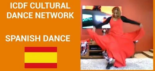Spanish - ICDF Cultural Dance Network Workshop - 7 Aug 2021