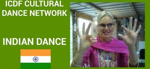 Indian - ICDF Cultural Dance Network Workshop - 7 Aug 2021