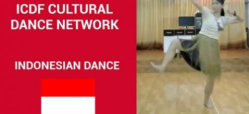 Indonesia - ICDF Cultural Dance Network Workshop - 7 Aug 2021