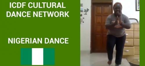 Nigeria - ICDF Cultural Network Workshop - 7 Aug 2021